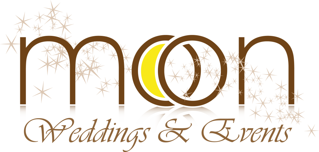 Logo ontwerp - moon wedding en event planner